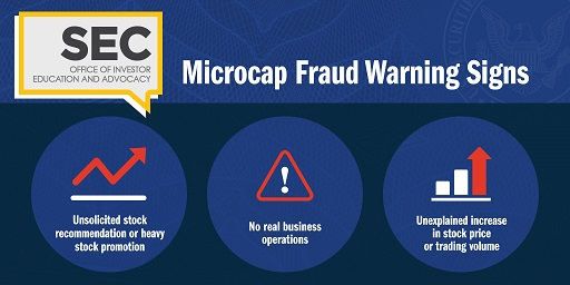 Microcap Fraud Warning Signs image