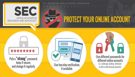 Protecting Your Online Accounts Bulletin