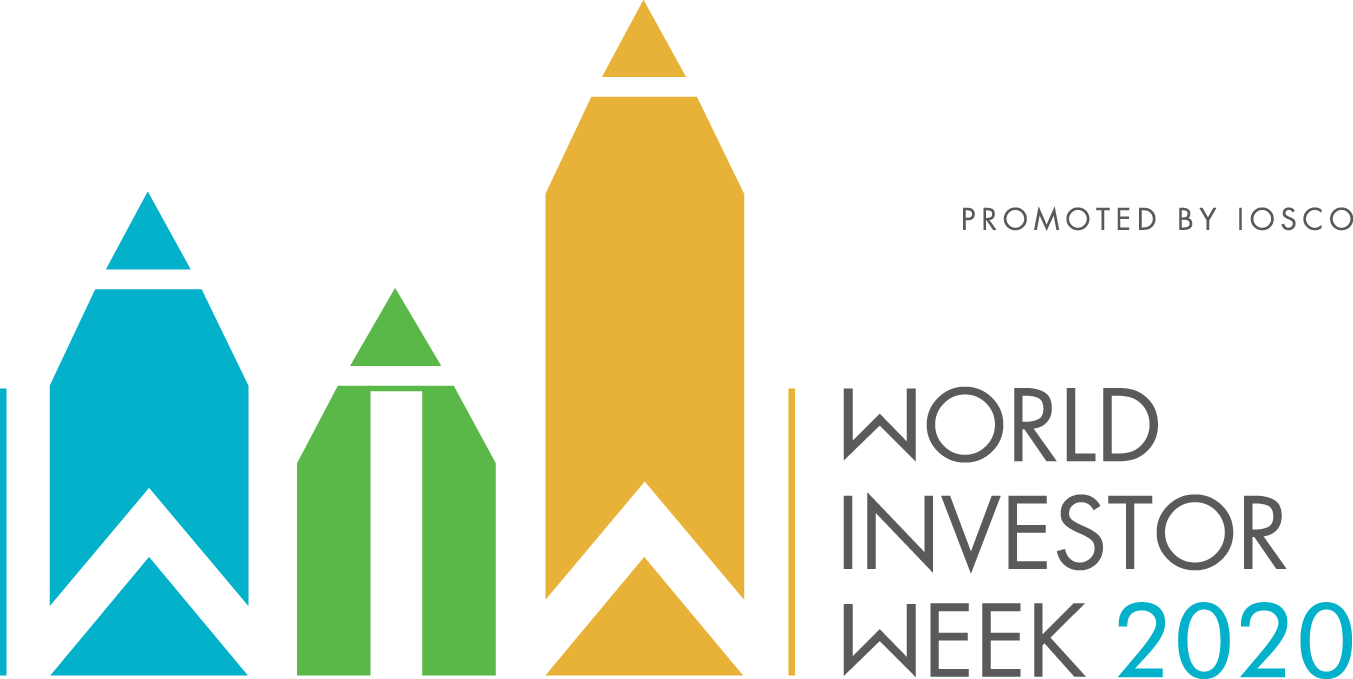 World Investor Week 2020 Logo