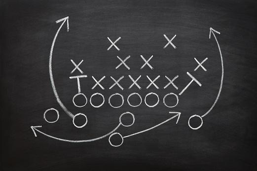 Investing is A Lot Like Football. Both Need a Strong Playbook to be Successful.